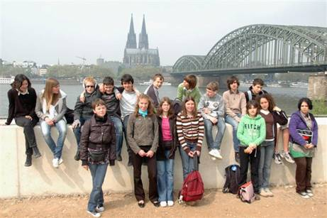 Study Abroad Germany | ISR Canada International High School World